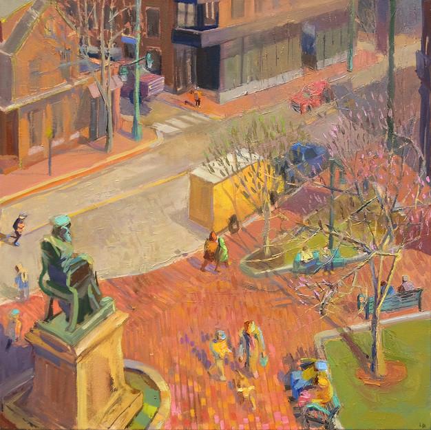 Longfellow, Early Spring