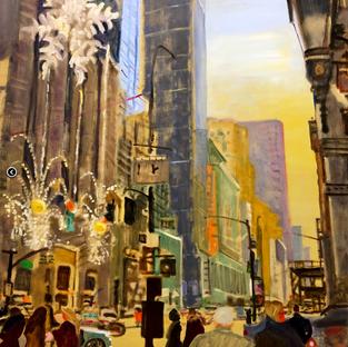 NYC Snowflake No. 1, 2019