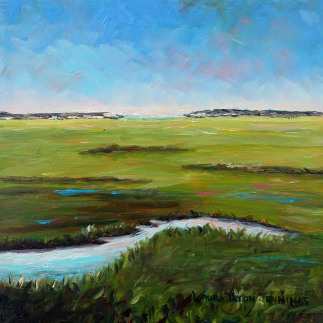 Marsh Pathway