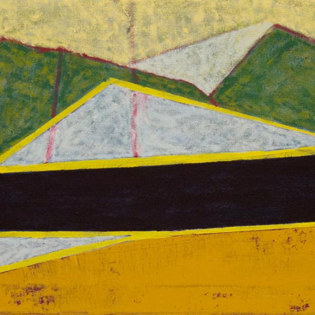 Island Geometry/Acadia: Sandbeach No. 4