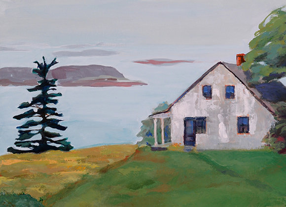 Island House, Casco Bay