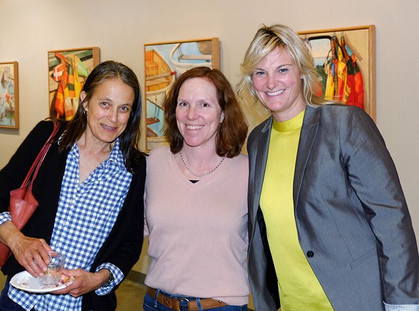 """""""Working the Coast"""" & """"Glimpses and Lasting Impressions"""" Opening Reception"""