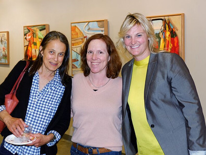 """Working the Coast"" & ""Glimpses and Lasting Impressions"" Opening Reception"