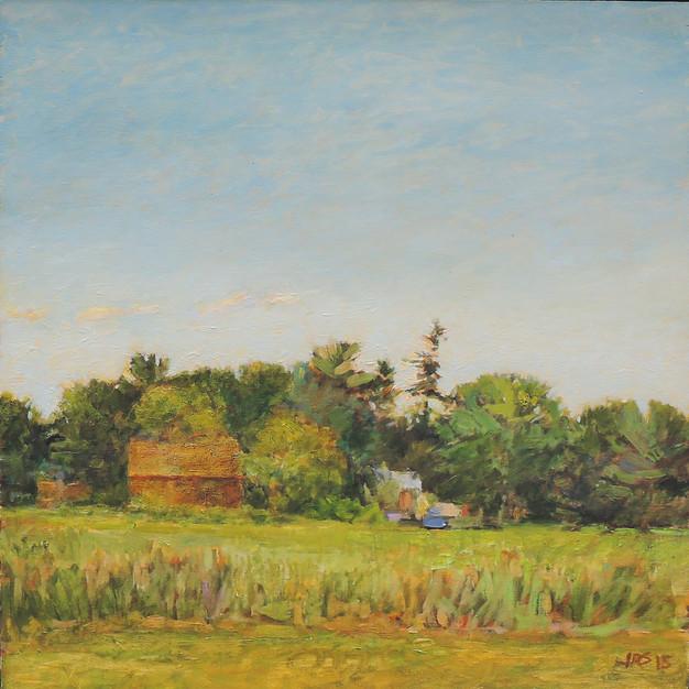 Barn, Gilsland Farm