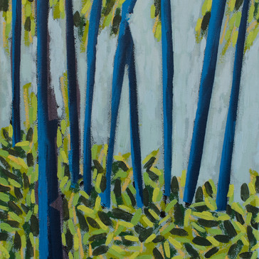 Blue Trees No. 1