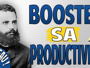 Booste ta productivité grâce au Principe de Pareto   La règle du 80/20 + CADEAU