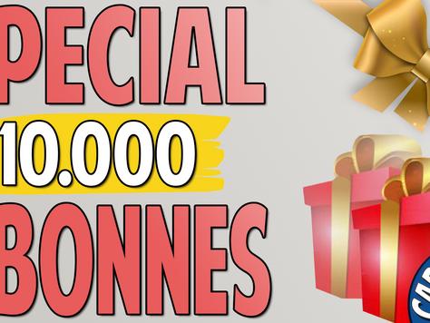 CADEAU Libre&Riche Spécial 10.000 abonnés | Comment gérer son argent facilement | Application Gr