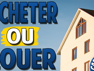 Investissement Immobilier | Louer ou Acheter ? | + CADEAU OFFERT !