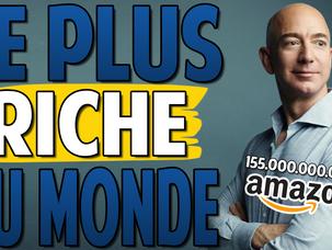 L'homme le plus riche de la planète | Les 5 Secrets de Jeff Bezos afin de devenir Libre&Rich