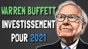 🔥🔴 WARREN BUFFETT VIENT D'ACHETER DE NOUVELLES ACTIONS 👉 PORTEFEUILLE POUR 2021 👉 4 OPPORTUNITÉS