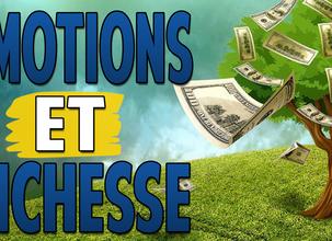 Contrôler ses émotions pour s'enrichir | Émotions qui t'empêchent de t'enrichir !