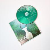 CDジャケットデザイン+イラスト制作