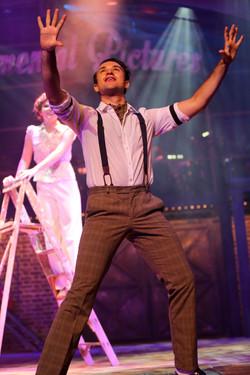 Danny Becker as Don Lockwood (Singin In The Rain)