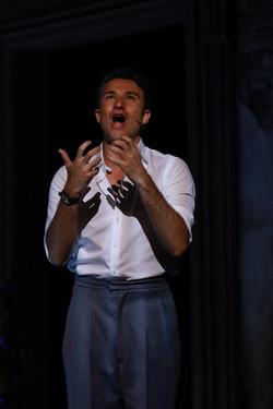 Danny Becker as Fabrizio Naccarelli (The Light In The Piazza)