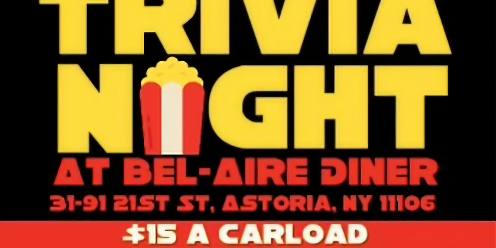 Trivia Drive-In and Outdoor Sip