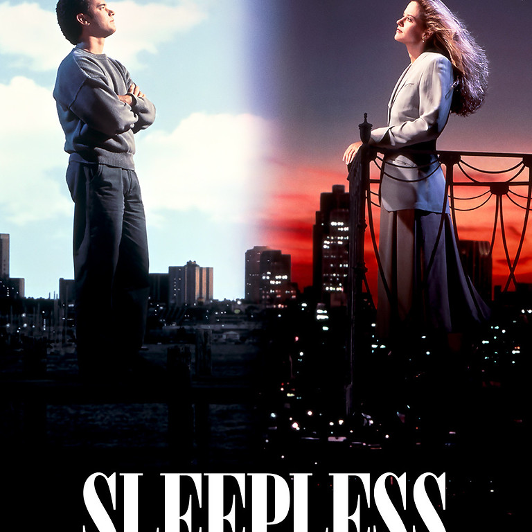 Dinner and a Movie: Sleepless in Seattle