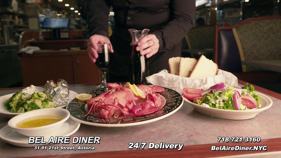Bel Aire Diner commercial