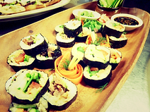 Cafe Envy Healthy Catering Menu