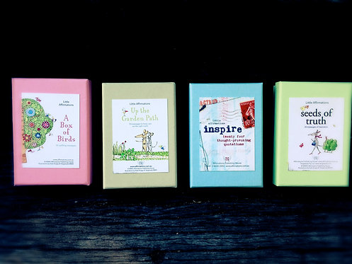 Little Affirmations -  24 Box Set