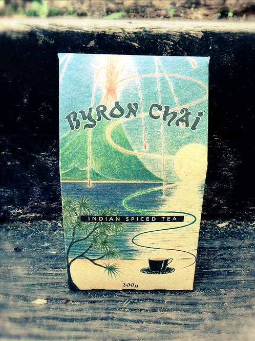 200g Byron Chai Tea
