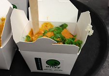 Cafe Envy Healthy Takeaway Menu