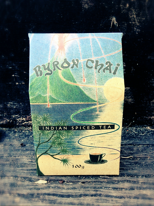 100g Byron Chai Tea