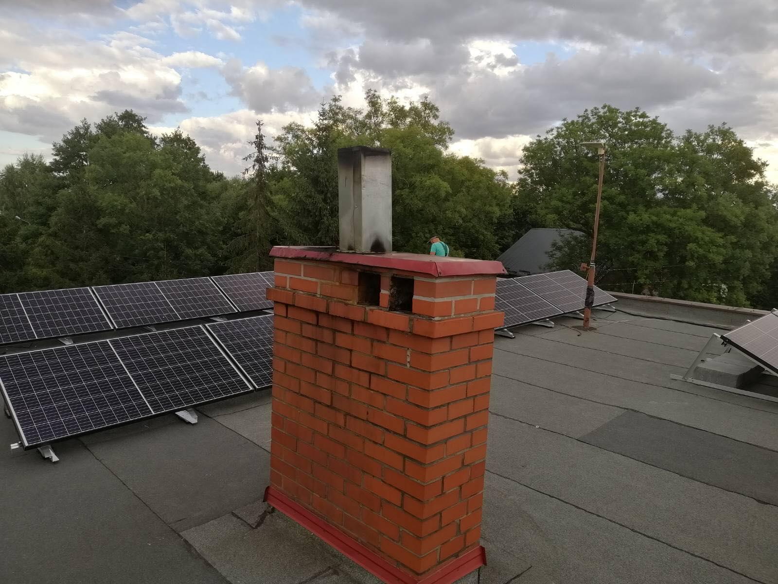 Instalacja Fotowoltaiczna 3,96 kWp - 12 szt panele Selfa 330 Wp