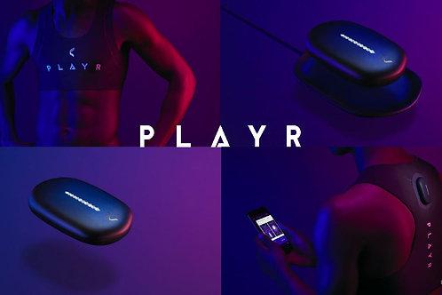 PlayR GPS Vest System + App