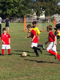 Football |Townsville | Gareth Edds Soccer Academy (GESA)