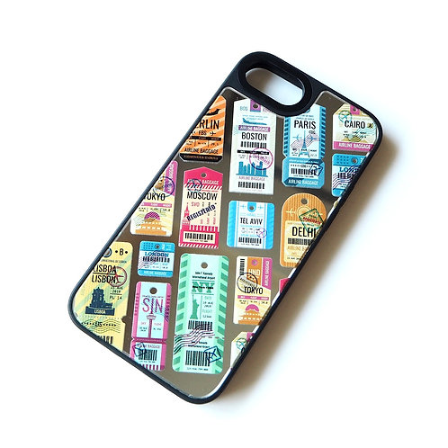 AIR TAG | Mirror Phone Case