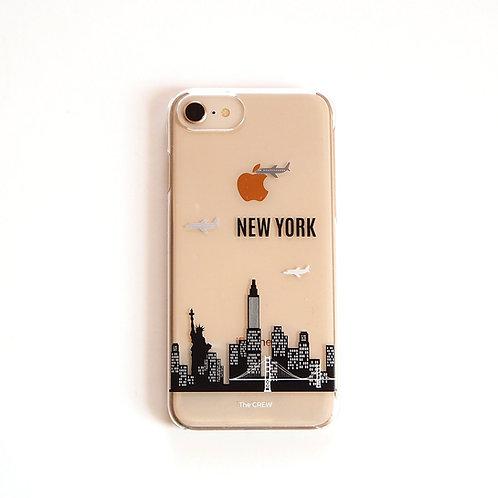 World City | Customized Name Phone Case