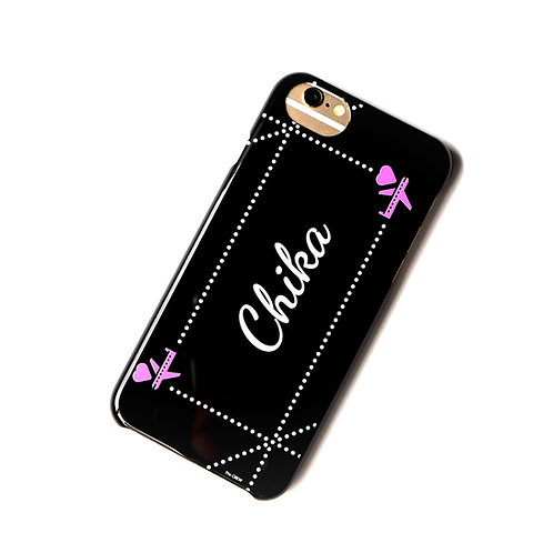 Sky Lovers | Customized Name Phone Case