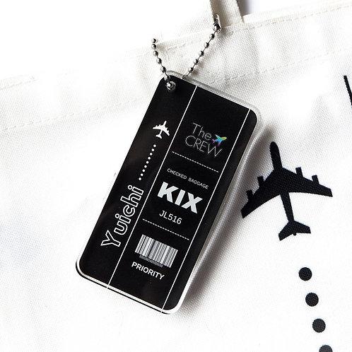 Luggage Tag Design | Domino Tag