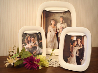 WEDDING PHOTO in Air Frame