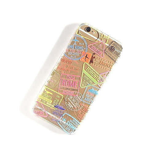 Passport Stamps | Phone Case