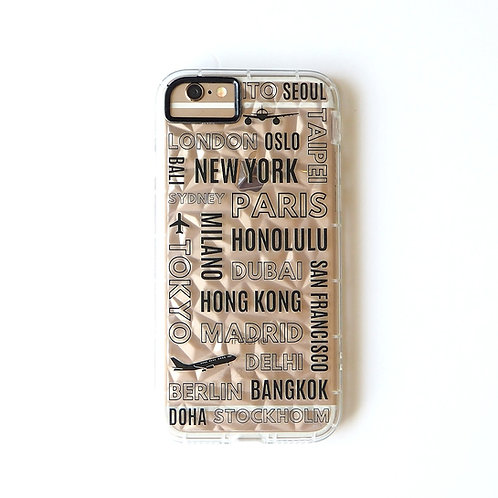 Travel Destination | Crystal Phone Case