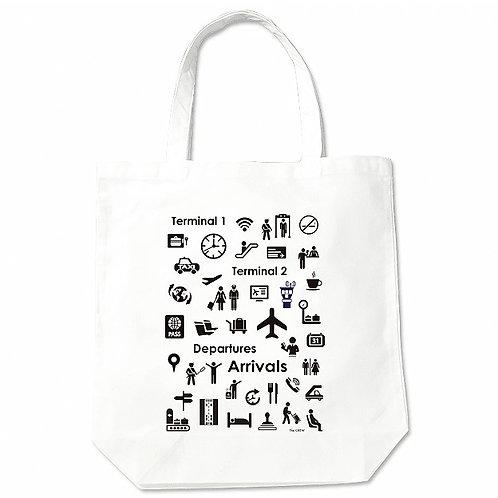 Terminal | Tote Bag