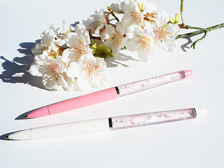 NEW! Set of 2 Floating Pens