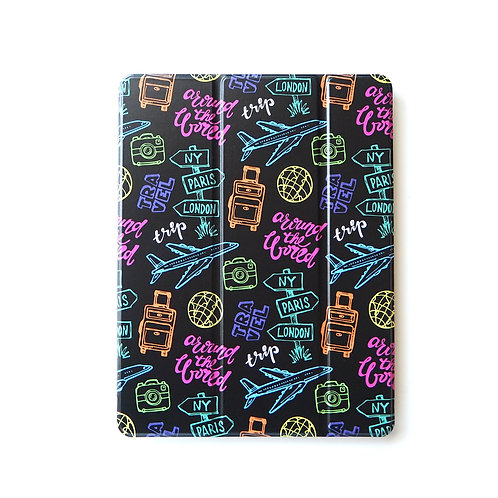 TRAVEL | iPad Booklet Case