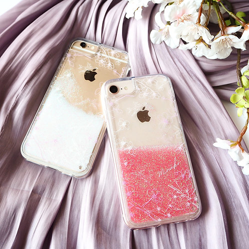 Sakura 2021 | Glitter Phone Case