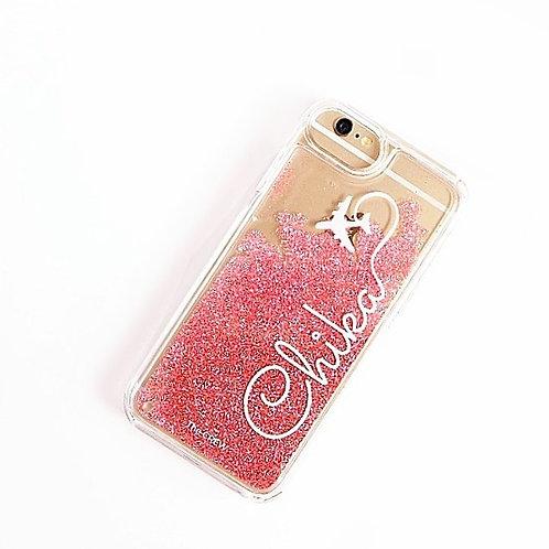 Customized Name Glitter Case Ⅰ