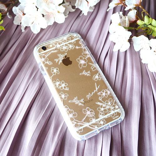 Sakura 2021 | Customized Name Soft Case