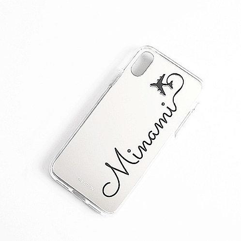 Customized Name Mirror Case Ⅰ