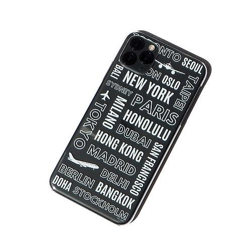 Travel Destination | Clear Phone Case