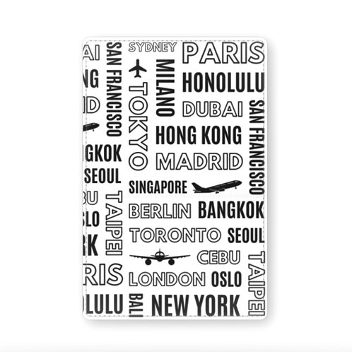 Travel Destination | Card Case