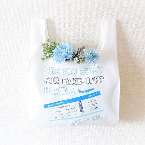 Boarding Pass | Eco Bag