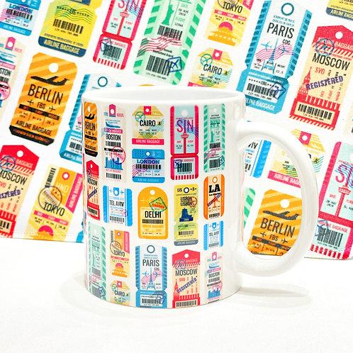 AIR TAG | A Set of Pair Mug