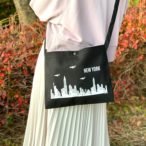 World City | Sacoche Shoulder Bag