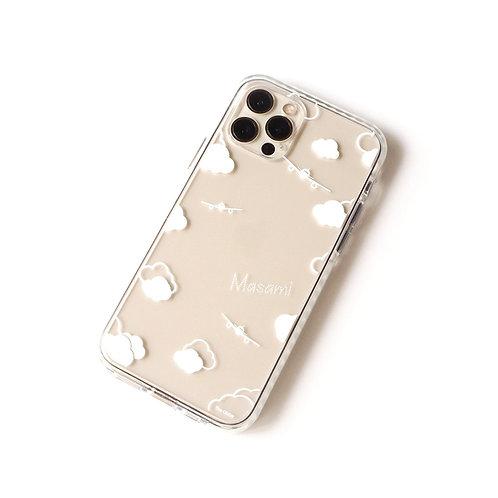 COTTON CLOUDS | Soft Phone Case