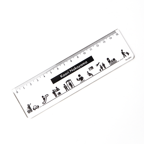 Terminal | Customized Name Ruler